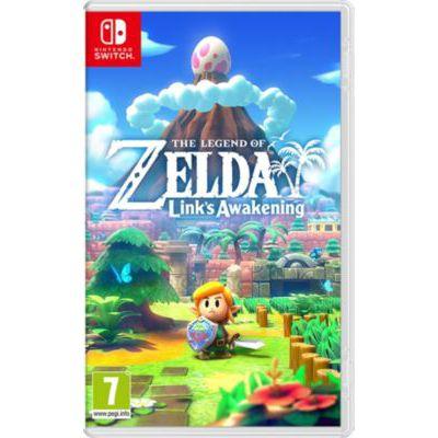 image Jeu  The Legend of Zelda : Link's Awakening sur Nintendo Switch