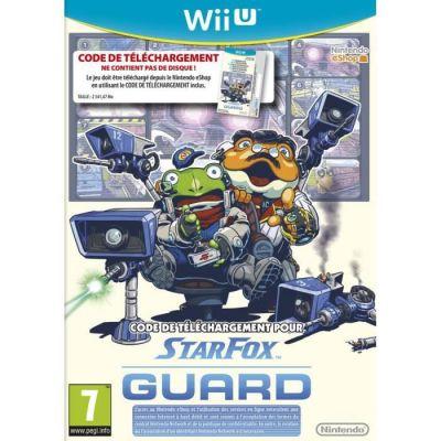 image Star Fox Guard Jeu Wii U