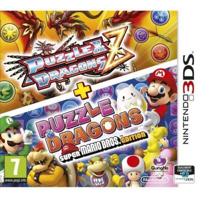 image Puzzle & Dragons Z et Super Mario - Jeu Nintendo 3DS