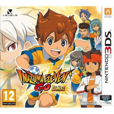 image Inazuma Eleven Go Lumière Jeu 3DS