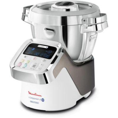 image MOULINEX HF906B10 Robot cuiseur I-Companion XL - 1550 W - Gris