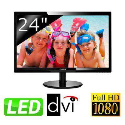 image AOC E2270SWDN ECRAN IPS 22i 16/9 1920x1080 250cd/m2 VGA DVI
