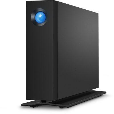 image LaCie d2 Professional 4 To, disque dur externe portable et de bureau HDD – USB-C USB 3.0, 7 200 tr/min, disques d'entreprise, pour Mac et PC, abonnement de 1 mois à Adobe CC (STHA4000800)