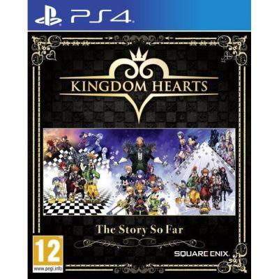 image Kingdom Hearts The Story So Far