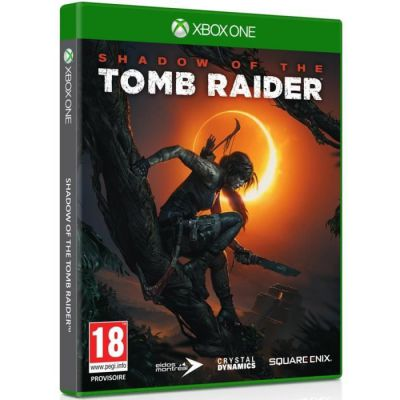 image Jeu Shadow of the Tomb Raider sur Xbox One