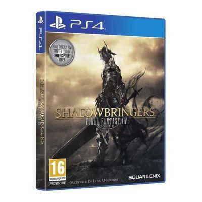 image Jeu Final Fantasy XIV : Shadowbringers sur Playstation 4 (PS4)