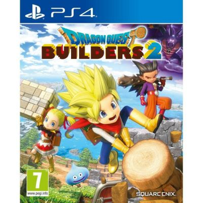 image Dragon Quest Builders 2