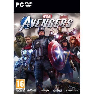 image produit Marvel's Avengers (PC)