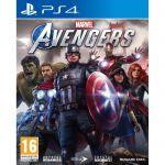image produit Marvel's Avengers sur PS4 à 17.57€, sur Xbox One à 19.70€ et versions Deluxe à 31.62€