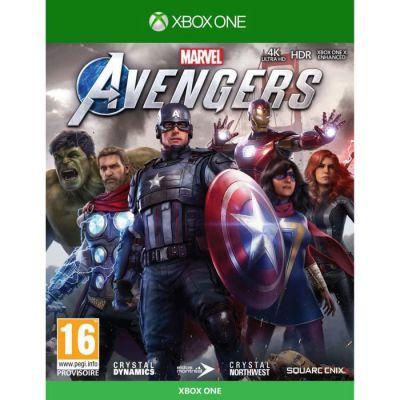 image Marvel's Avengers (Xbox One)