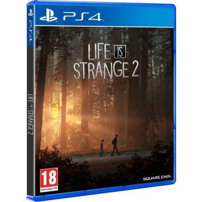 image Jeu Life is Strange 2 sur PS4
