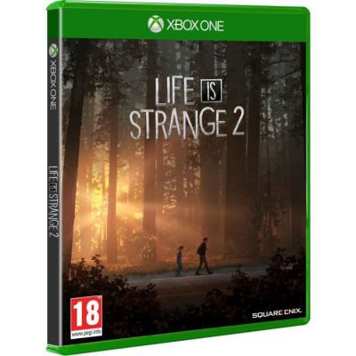image Jeu Life is Strange 2 sur Xbox One