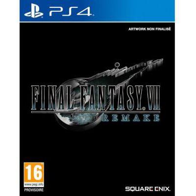 image Final Fantasy VII : Remake