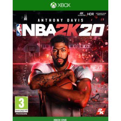 image Jeu NBA 2K20 sur Xbox One