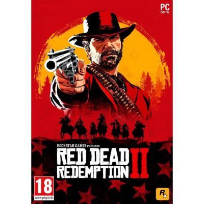 image Jeu Red Dead Redemption 2 sur PC (code dans la boite)