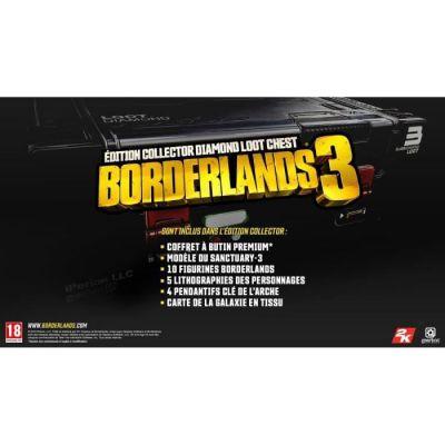 Borderlands 3 Coffret Collector - Jeu non Inclus