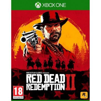 image Jeu Red Dead Redemption 2 sur Xbox One