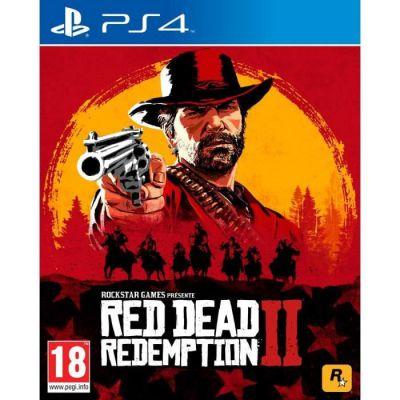 image Jeu Red Dead Redemption 2 sur PS4