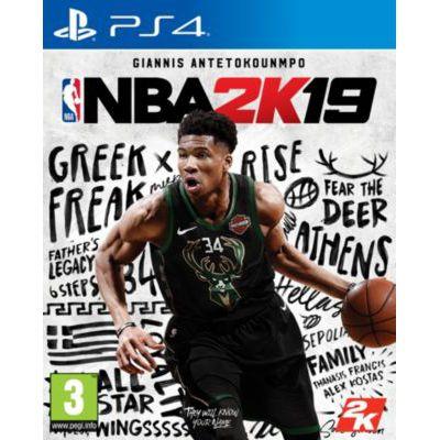 image Jeu NBA 2K19 sur Playstation 4 (PS4)