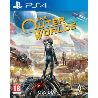 image TAKE TWO The Outer Worlds - PS4