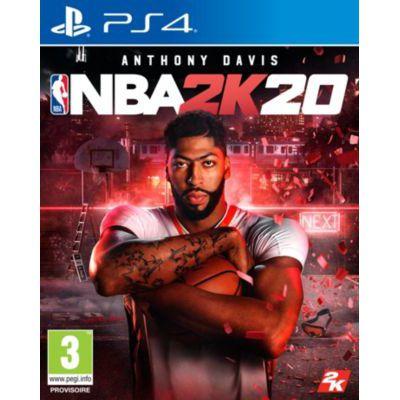 image Jeu NBA 2K20 sur Playstation 4 (PS4)