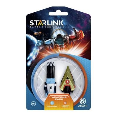 image Starlink Pack d'Armes Hail Storm + Meteor Toys
