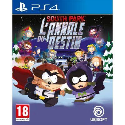 image Jeu South Park: L'Annale du Destin sur Playstation 4 (PS4)