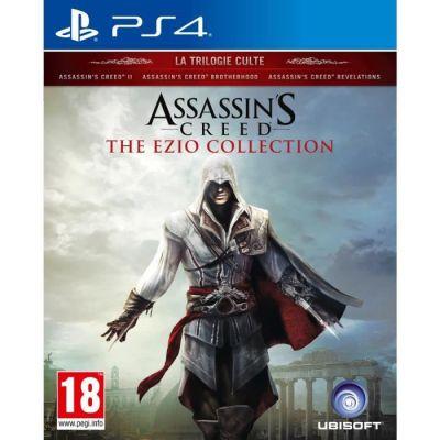 image Jeu Assassin's Creed : Ezio Collection sur Playstation 4 (PS4)
