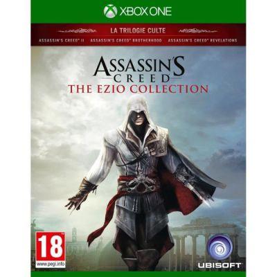 image Jeu Assassin's Creed The Ezio Collection sur Xbox One