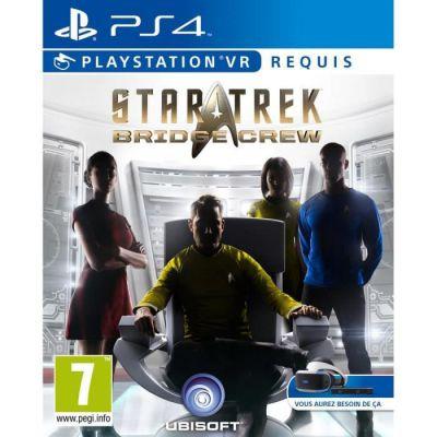 image Star Trek : Bridge Crew VR