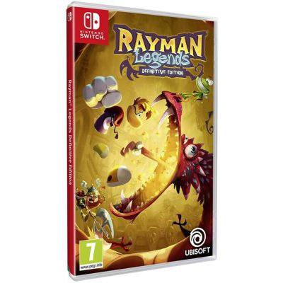 image Jeu Rayman Legends - Definitive Edition pour Nintendo Switch