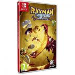 image produit Jeu Rayman Legends - Definitive Edition pour Nintendo Switch