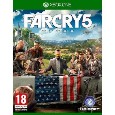 image Jeu Far Cry 5 sur Xbox One