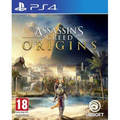 image Jeu Assassin's Creed Origins sur Playstation 4 (PS4)