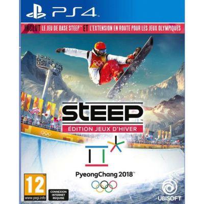 image Jeu Steep - édition Jeux d'hiver sur Playstation 4 (PS4)