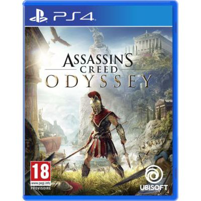 image Jeu Assassin's Creed Odyssey sur Playstation 4 (PS4)