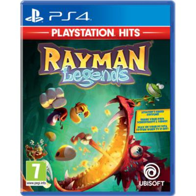 image Jeu Rayman Legends - Playstation Hits sur Playstation 4 (PS4)
