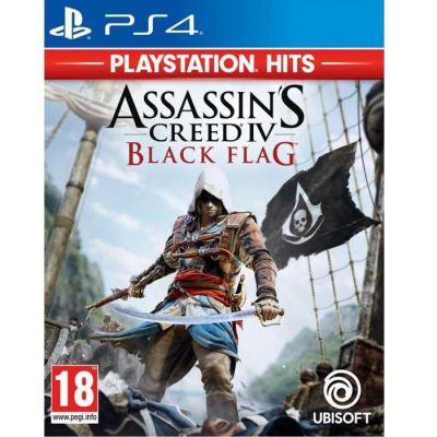 image Jeu Assassin's Creed 4: Black Flag - Playstation Hits sur Playstation 4 (PS4)