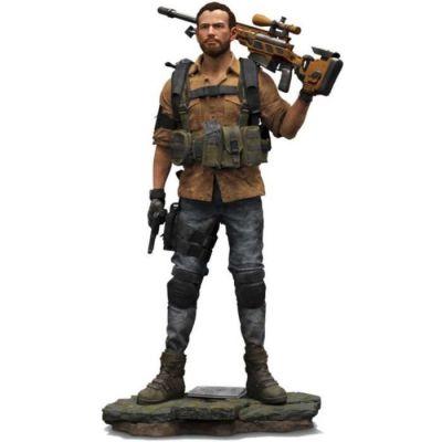 image Figurine UBISOFT Tom Clancy's The Division 2 : Brian Johnson 25cm