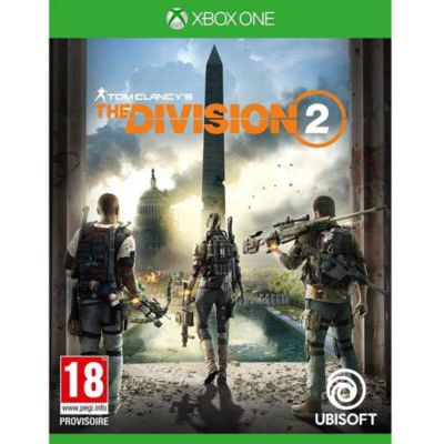 image Jeu Tom Clancy's : The Division 2 sur Xbox One
