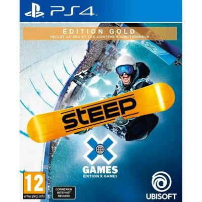 image Steep : X Games - Edition Gold
