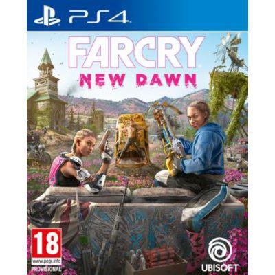 image Jeu Far Cry New Dawn sur Playstation 4 (PS4)
