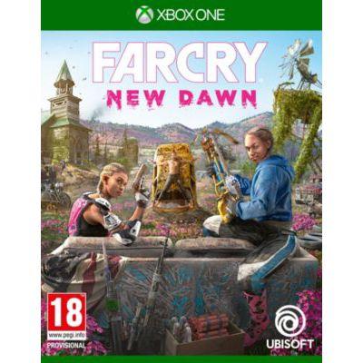 image Jeu Far Cry New Dawn sur Xbox One
