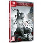 image produit Jeux Assassin's Creed 3 + Assassin's Creed Liberation Remaster sur Nintendo switch