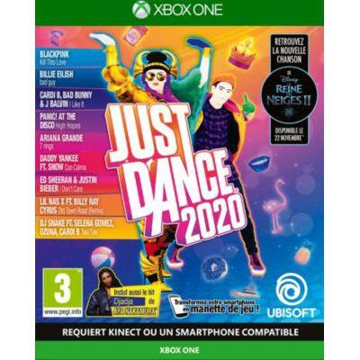 image Jeu Ubisoft Just Dance 2020 sur Xbox One