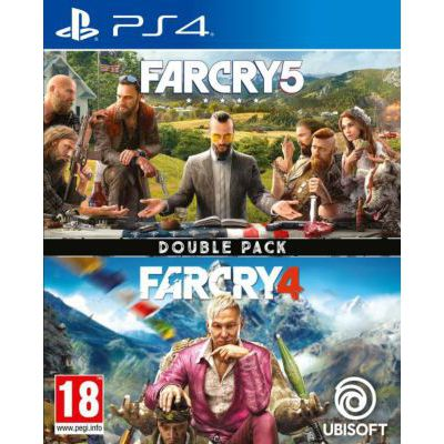 image Compilation Far Cry 4 + Far Cry 5