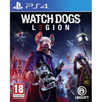 image Jeu Watch Dogs Legion sur playstation (PS4)