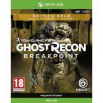 image produit Jeu Ghost Recon: Breakpoint - Edition Gold sur Xbox One - livrable en France