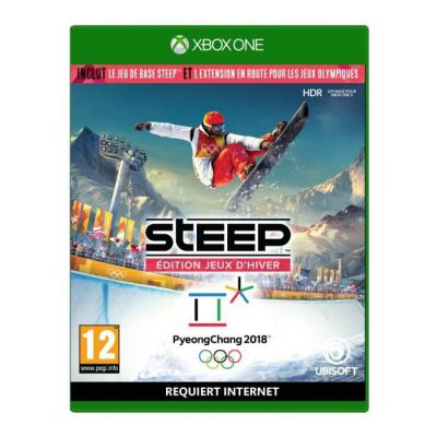 image Jeu Steep - édition Jeux d'hiver sur Xbox One