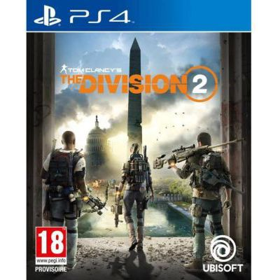 image Jeu Tom Clancy's : The Division 2 sur playstation 4 (PS4)